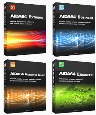 Скачать AIDA64 Extreme / Engineer / Business / Network Audit 5.99.4900